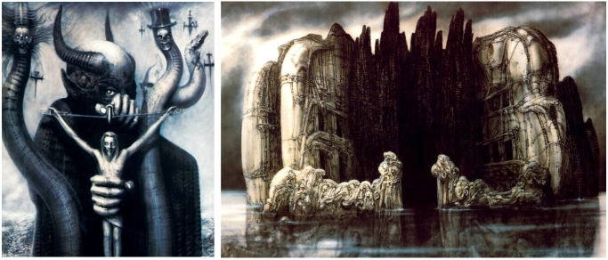 Giger Favourites